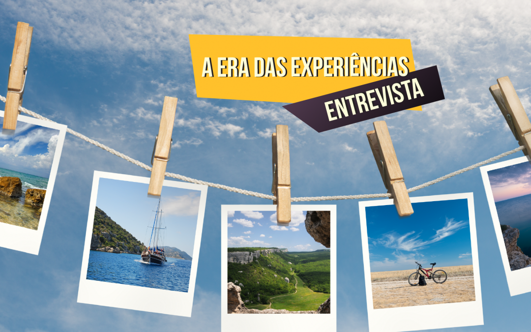 A Era do Marketing de Experiência – Entrevista à Revista EBS