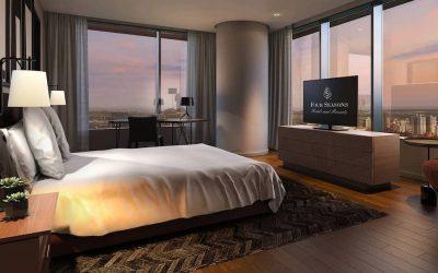 O Primeiro Four Seasons Hotel do Brasil será inaugurado em São Paulo