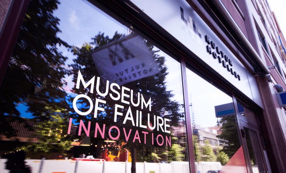 Você já esteve em um Museu do Fracasso?