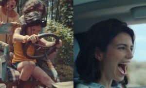 Nova campanha do Jeep Renegade tem duas versões idênticas com protagonistas feminino e masculino