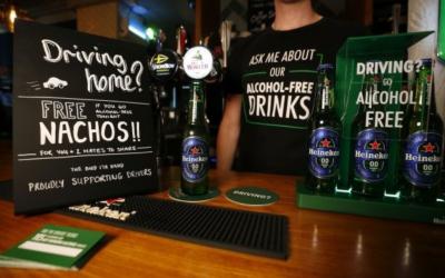 Como uma ação da Heineken na Inglaterra ajudou a diminuir o hábito de beber e dirigir