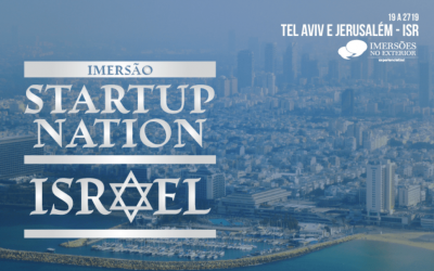Experiencialize realiza imersão com Grandes Palestrantes em Israel